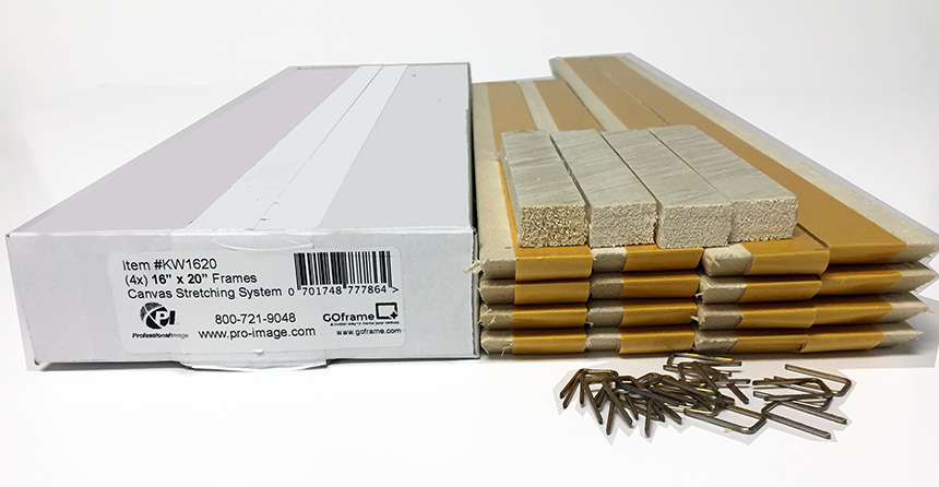 Kwik-Wrap | 16″ x 20″ – Professional Image – North